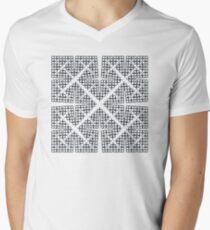 Cesàro Fractal - Square T-Shirt