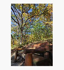 Palisades-Kepler State Park #6 Photographic Print