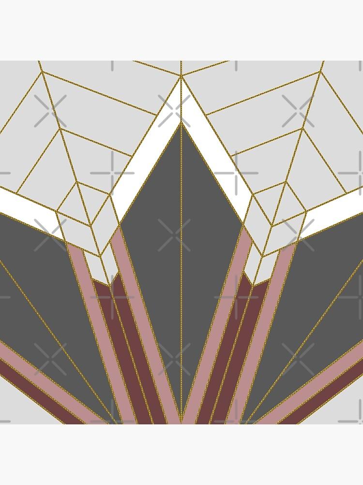 ART DECO G1 von AbsentisDesigns