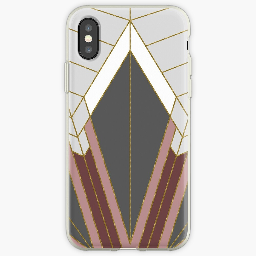 ART DECO G1 iPhone-Hülle & Cover
