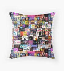 MUSICALS! (Duvet, Clothing, Book, Pillow, Sticker, Case, Mug etc)  Throw Pillow