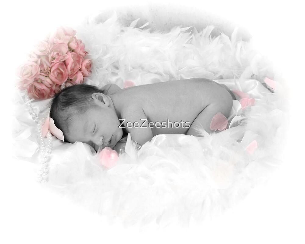 Baby Sleeping by ZeeZeeshots