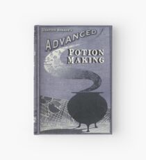 Advanced Potions Making Hardcover Journal