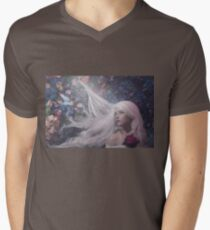 In The Lilac Wood V-Neck T-Shirt