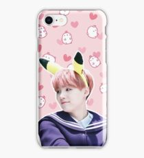 """[BTS] Suga """"SNOW BUNNY"""" Collection iPhone Case/Skin"""