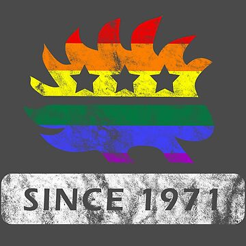 Libertarian Since 1971 - LGBT Pride by ProudApparel