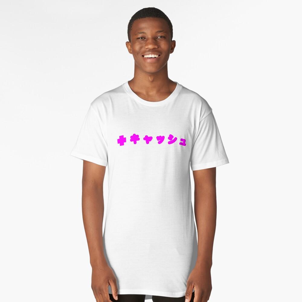 FUCHSIA CACHE  Long T-Shirt Front