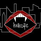 hellscape_city by LonelyRhodes