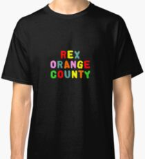 REX ORANGE COUNTY TSHIRT Classic T-Shirt