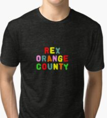 REX ORANGE COUNTY TSHIRT Tri-blend T-Shirt