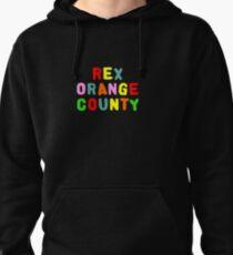 REX ORANGE COUNTY TSHIRT Pullover Hoodie