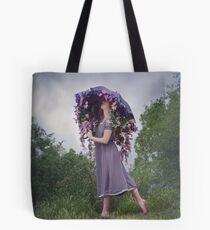Perennial Parasol Tote Bag
