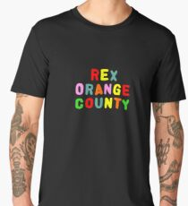 REX ORANGE COUNTY TSHIRT Men's Premium T-Shirt