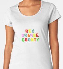 REX ORANGE COUNTY TSHIRT Women's Premium T-Shirt
