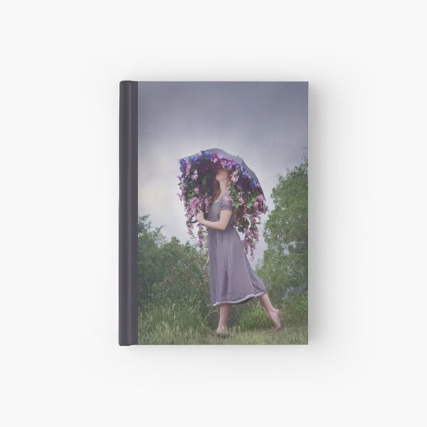 Perennial Parasol Hardcover Journal