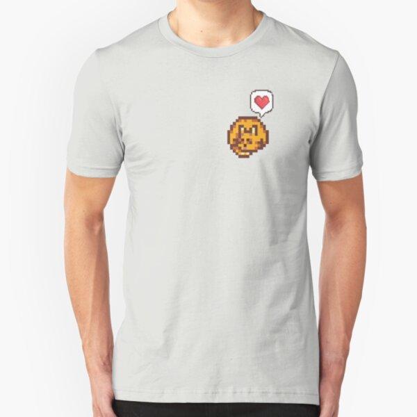 Farm Cat Slim Fit T-Shirt