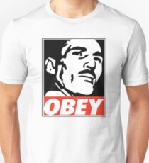 Helio Gracie Obey T-Shirt