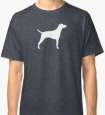 Hungarian Vizsla Silhouette(s) Classic T-Shirt