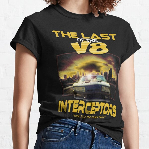 Mad Max Interceptor Classic T-Shirt