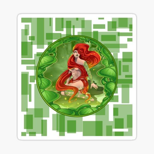 Irish Girl Sticker