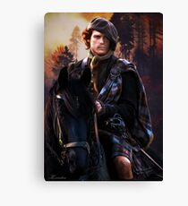 Jamie Fraser - At First Light Canvas Print