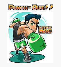 Punch Out Photographic Print