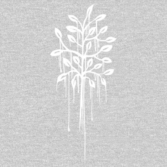 TShirtGifter presents: l'arbre blanc