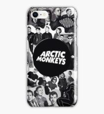 Arctic Monkeys Collage iPhone Case/Skin