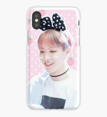 "[BTS] J-Hope ""PINKY RIBBON"" Collection iPhone Case/Skin"