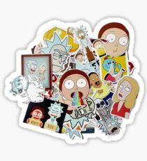 RICK'S FAMILY Sticker