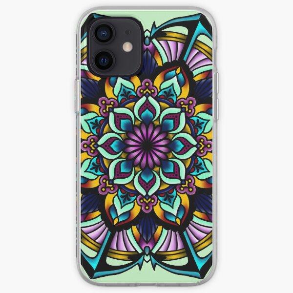 Anchor Mandala iPhone Soft Case