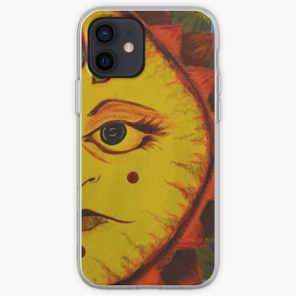 Sun iPhone Soft Case
