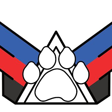 United Family of Pup Play: Polyamorous Pride by NerdyDoggo
