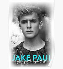 Jake Joseph Paul Poster