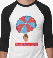 Parah Salin' Men's Baseball ¾ T-Shirt