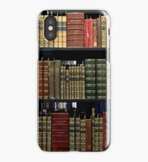 Yale Beinecke Rare Books and Manuscripts iPhone Case/Skin