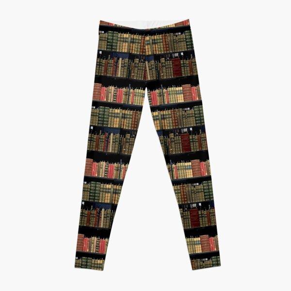 Yale Beinecke Rare Books and Manuscripts Leggings