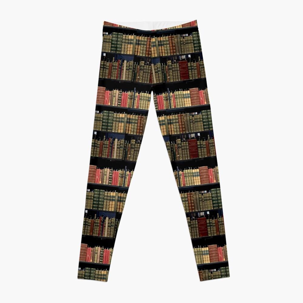 Yale Beinecke Seltene Bücher und Manuskripte Leggings
