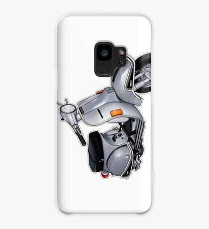 Scooter T-shirts Art: P200e vintage scooter Case/Skin for Samsung Galaxy