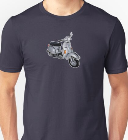 Scooter T-shirts Art: P200e vintage scooter T-Shirt