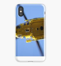 Rescue Helicopter 1 iPhone Case/Skin