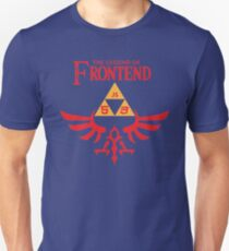 The Legend of Frontend Unisex T-Shirt