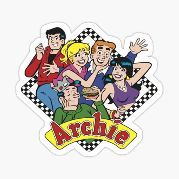 The Archies Sticker