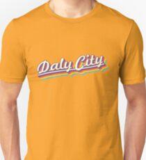 Daly City | Retro Rainbow T-Shirt