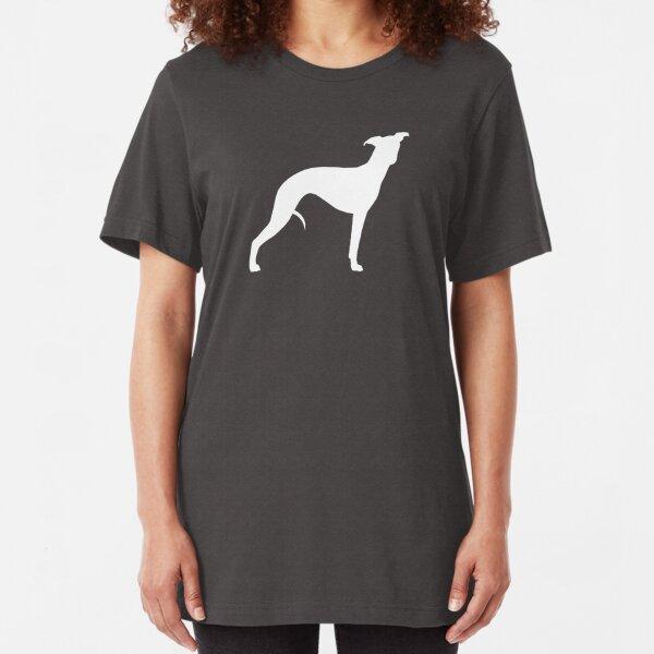Dog Rescue KEEP CALM AND HUG A GREYHOUND Novelty Themed Womens T-Shirt