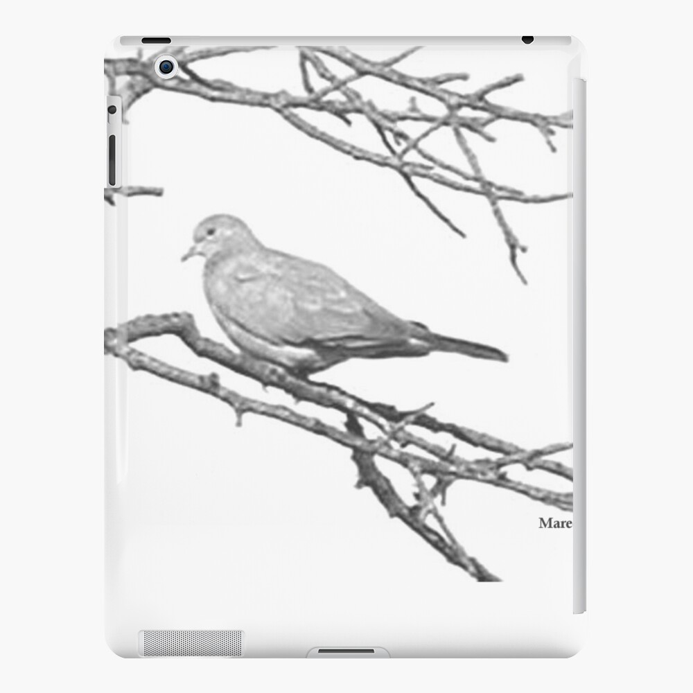 Why would you leave me...? iPad Case & Skin