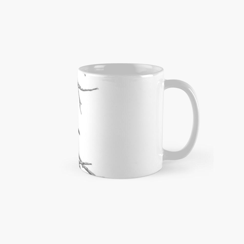 Why would you leave me...? Mug