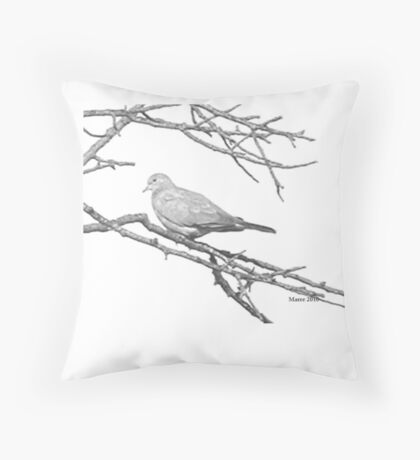 Why would you leave me...? Throw Pillow