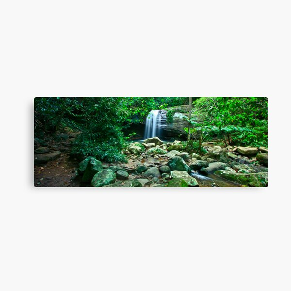 Serenity Falls  Canvas Print