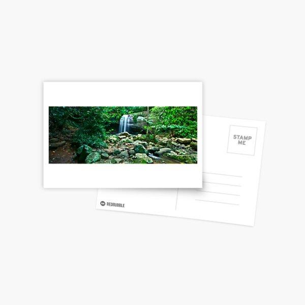 Serenity Falls  Postcard
